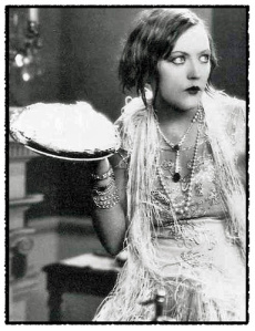flapper-with-pie